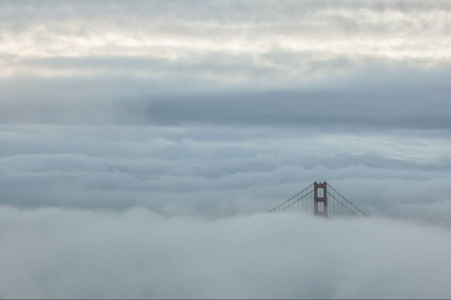 golden gate bridge and fog_anthony quintano 15x10