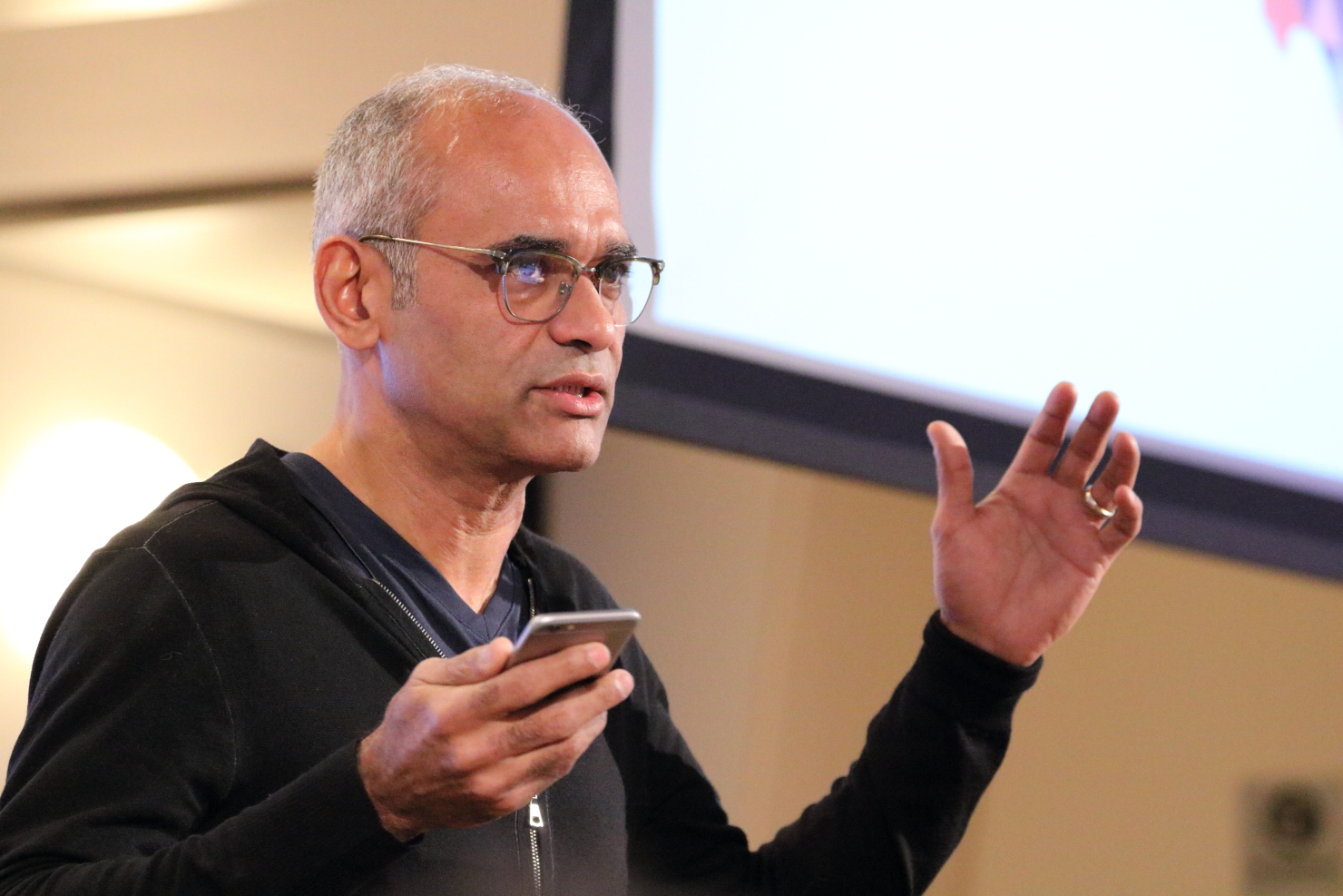 Starry founder and CEO Chet Kanojia
