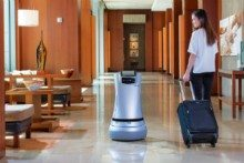 Savioke's Hotel Robots Spark $15M Investment for Robot Fleet