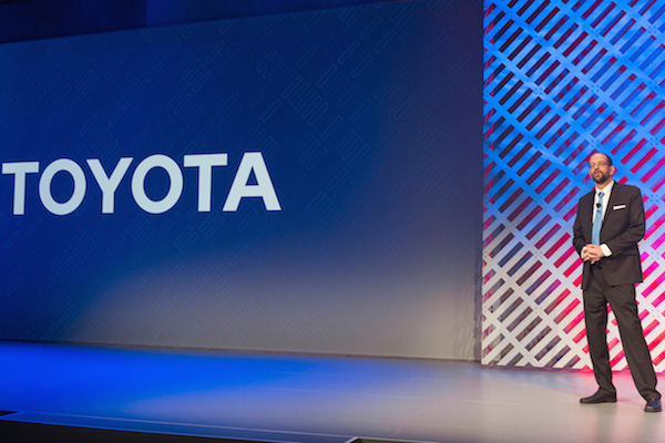 Gill Pratt, CEO of Toyota Research Institute (image: Toyota)