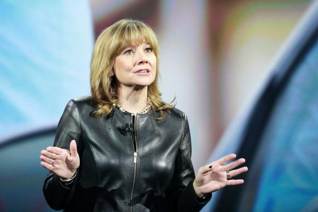 Car Wars: Mary Barra Talks GM's Future, Nvidia Takes the Wheel at CES