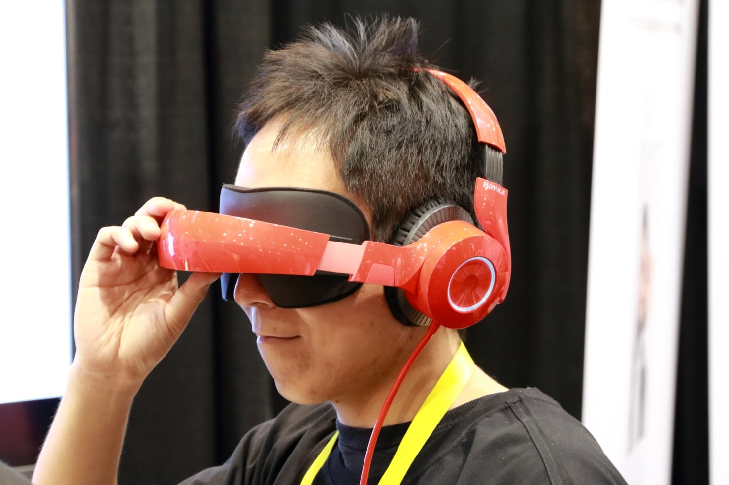 Not Quite VR Mobile Theater
