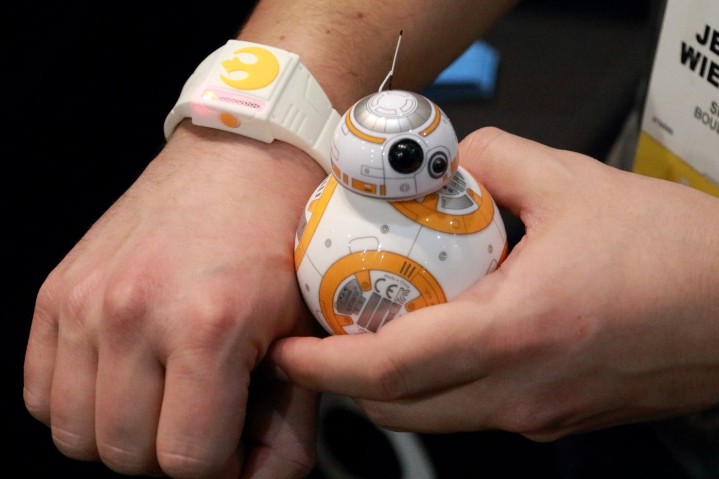 The Droid Everyone Is Looking For