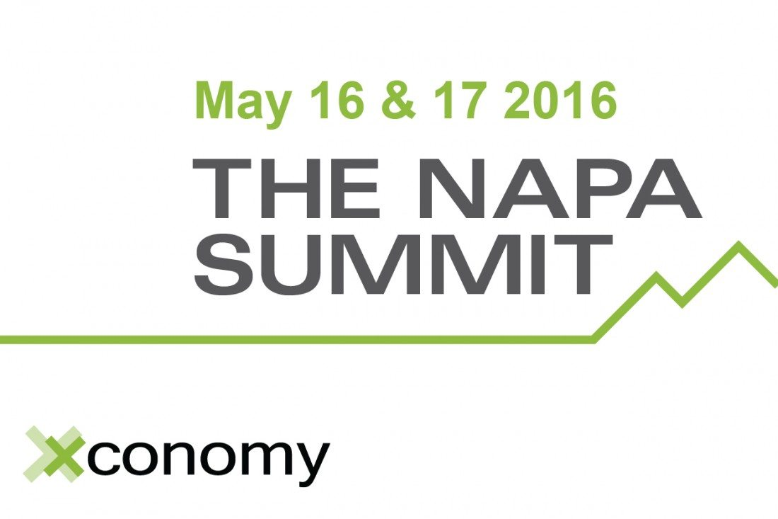 Agenda Posted For Napa Summit: Request Invite to Star-Studded Event