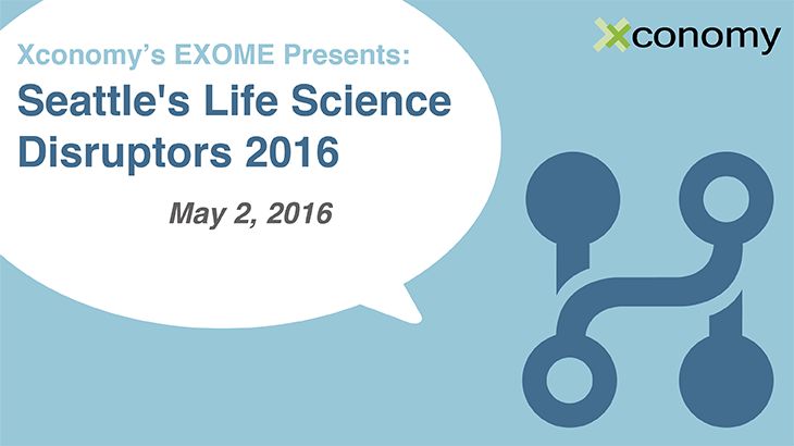 Seattle's Life Science Disruptors Take The Stage on May 2