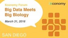 Big Data Meets Big Biology in San Diego, and Tickets Are Going Fast