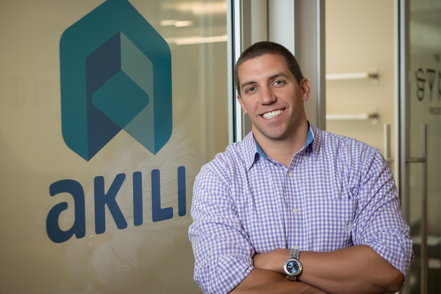 Eddie Martucci, co-founder and CEO of Akili Interactive Labs