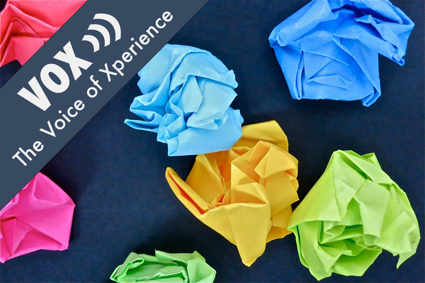 Post-it Notes (Voice of Xperience on taming information overload)