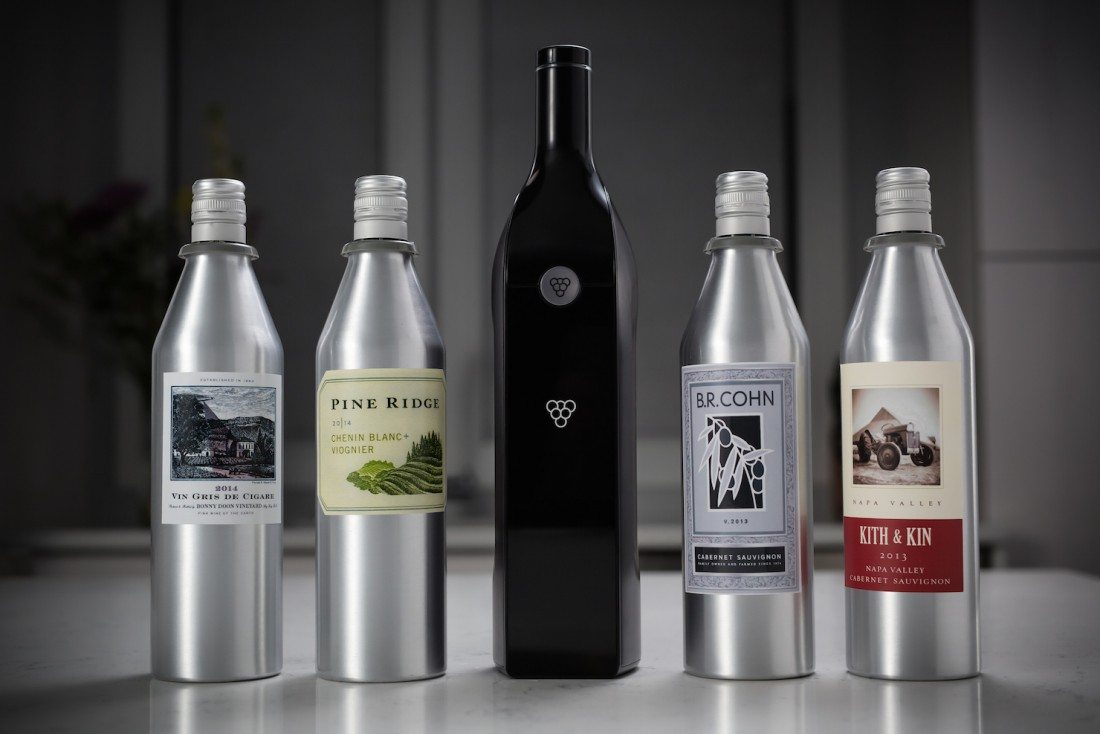 Kuvée Gulps $6M For Smart Wine Bottle as Keurig Model Proliferates