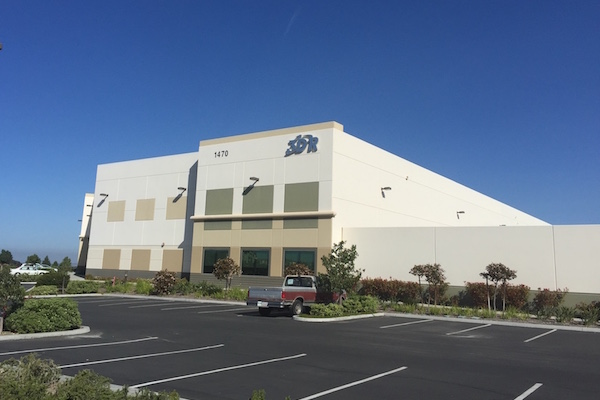 3D Robotics is shutting down its office near San Diego, along the U.S.-Mexican border, with three years remaining on its lease.