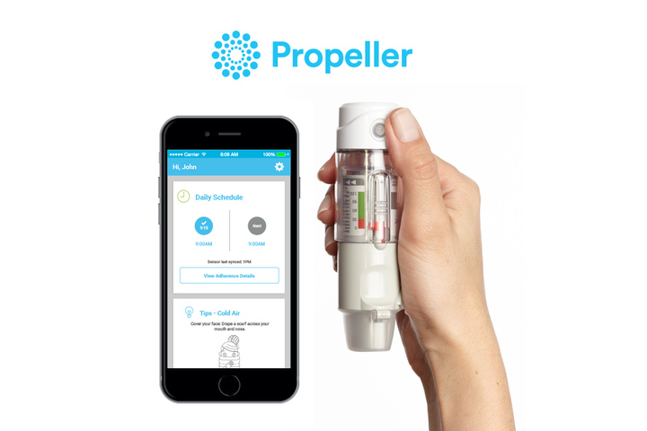 As Pharma Deals Progress, Propeller Health Sharpens Its Strategy