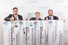 TriFusion Takes Top Prize in Rice Business Plan Competition