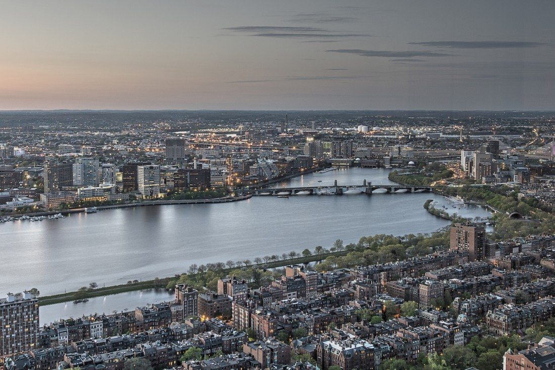 Boston Cybersecurity Map Shows Deep, Diverse Local Sector
