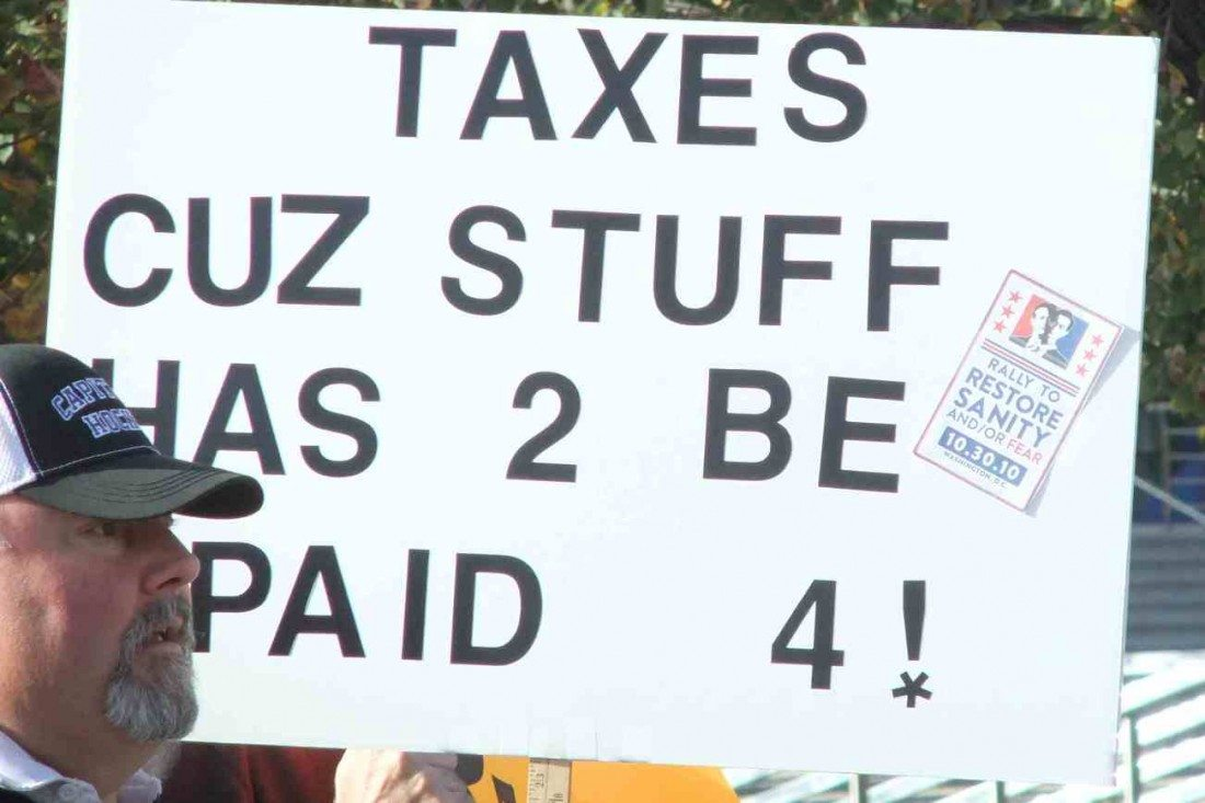 Seattle Week in Review: Tax Day Edition