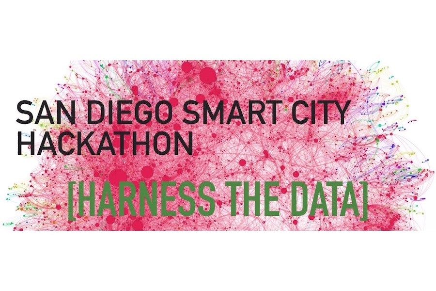 San Diego Smart City Hackathon (image used with permission)