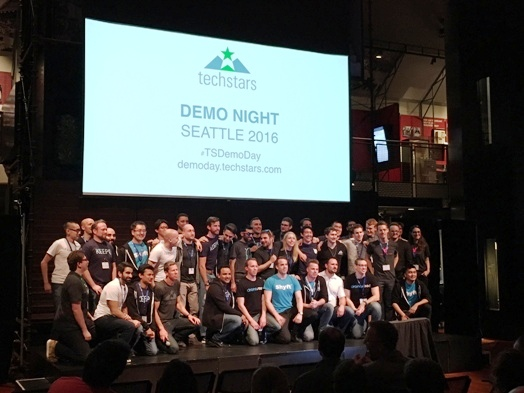 Techstars Seattle class of 2016
