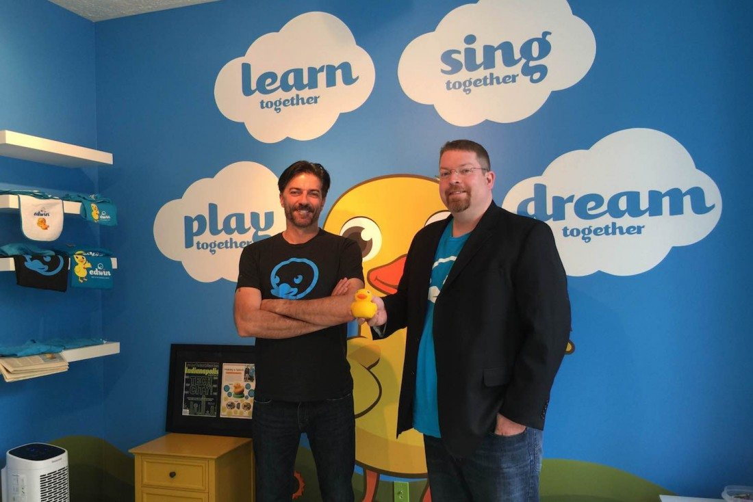 In Connected Toys, Edwin the Duck Appeals to Consumers, Investors