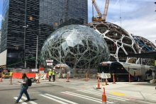 Seattle Week in Review: Amazon Building Boom