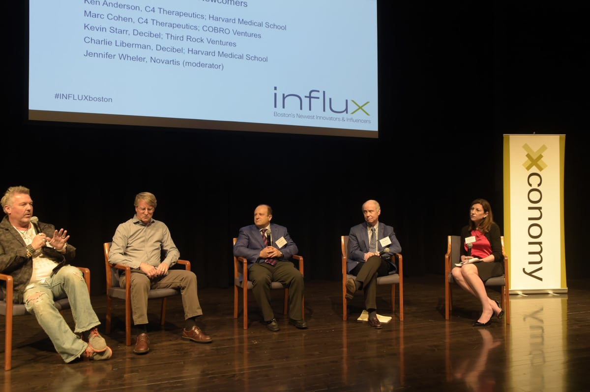 Influx: Boston's Newest Innovators & Influencers
