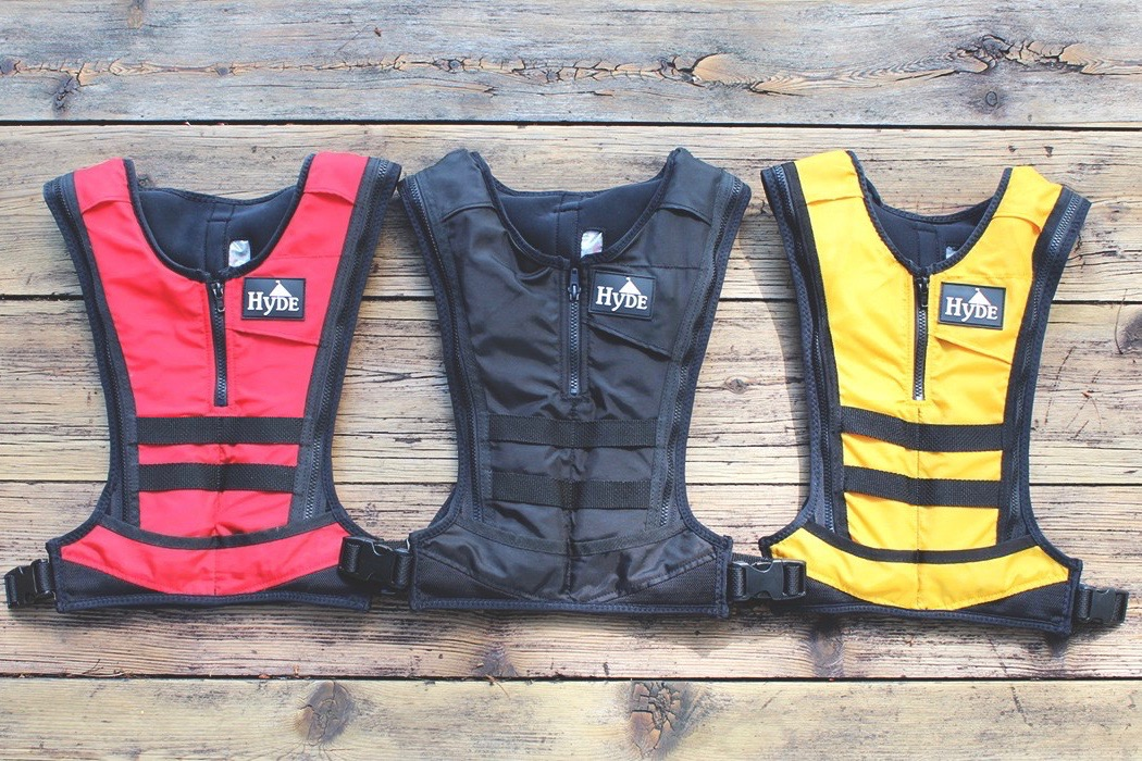 Hyde's Inflatable Life Vest Wins WI Governor's Business Plan Contest