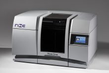 Rize Emerges With 3D Printer That Makes Easily Refined Parts