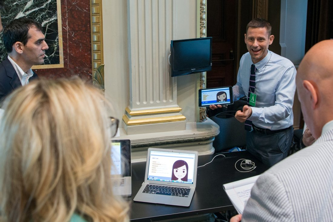 ThinkZone Games Takes Top Prize in White House Edtech App Challenge