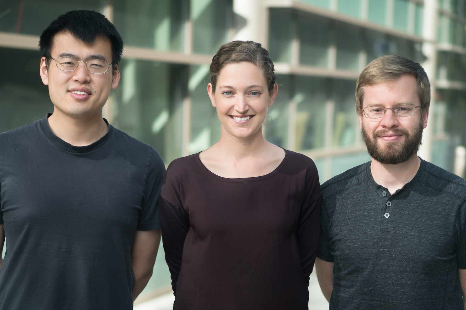 Ayar Labs co-founders