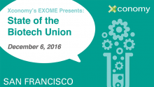 After the Election, Join Us to Discuss the State of the Biotech Union