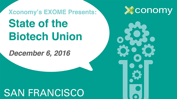 Grab the Super Saver Rate for State of the Biotech Union on 12/6