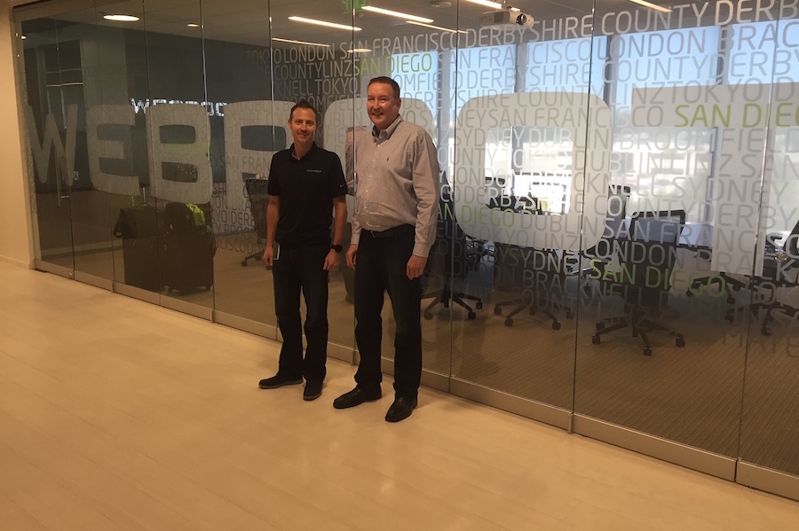 New Webroot office in San Diego (BVBigelow photo)
