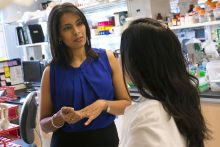 MIT's Bhatia Refocuses Spotlight on Gender Diversity in Biotech