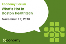 Business Leaders Convene for What's Hot in Boston Healthtech on Nov. 17