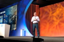 New Leader at Intel Capital Adjusts Strategy as Global Summit Opens