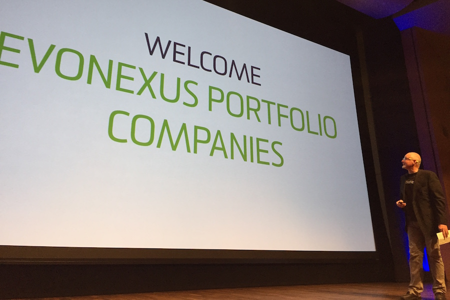 EvoNexus CEO Rory Moore (BVBigelow photo)