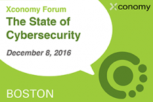 Grab Your Ticket for The State of Cybersecurity on Dec. 8th