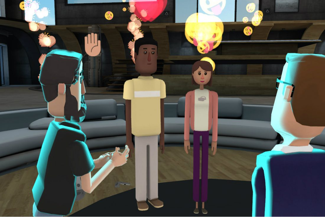 Missed a Live Virtual Reality Show? AltspaceVR Now Has Reruns
