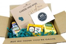 Milwaukee Wine Subscription Startup Now Also Shipping Cheese