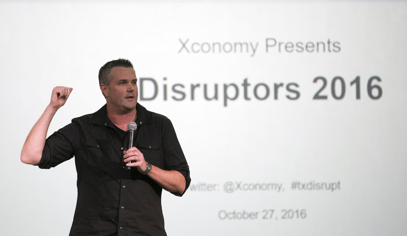 Disruptors in Houston