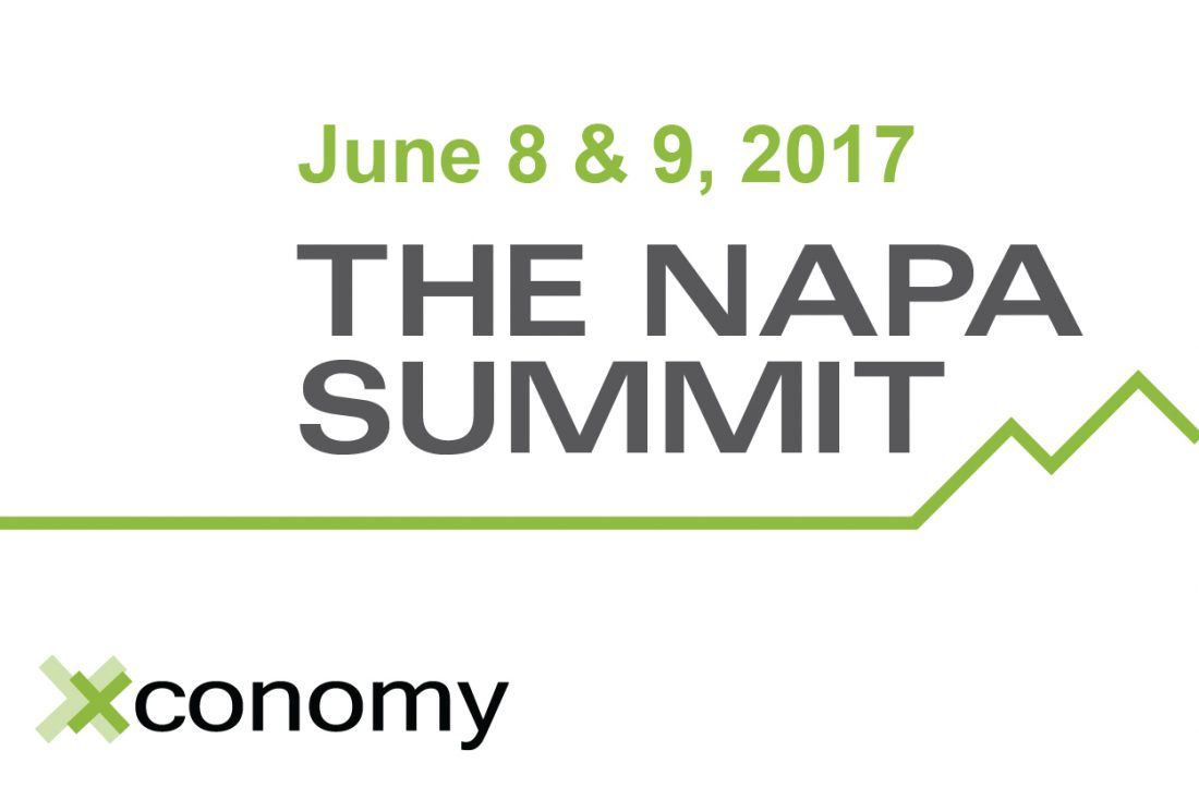 Envision the Future: Request Your Invite to Our Napa Summit June 8-9