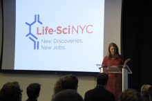 """Creating Bio """"Gestalt"""" And Photos From New York Life Sciences 2021"""