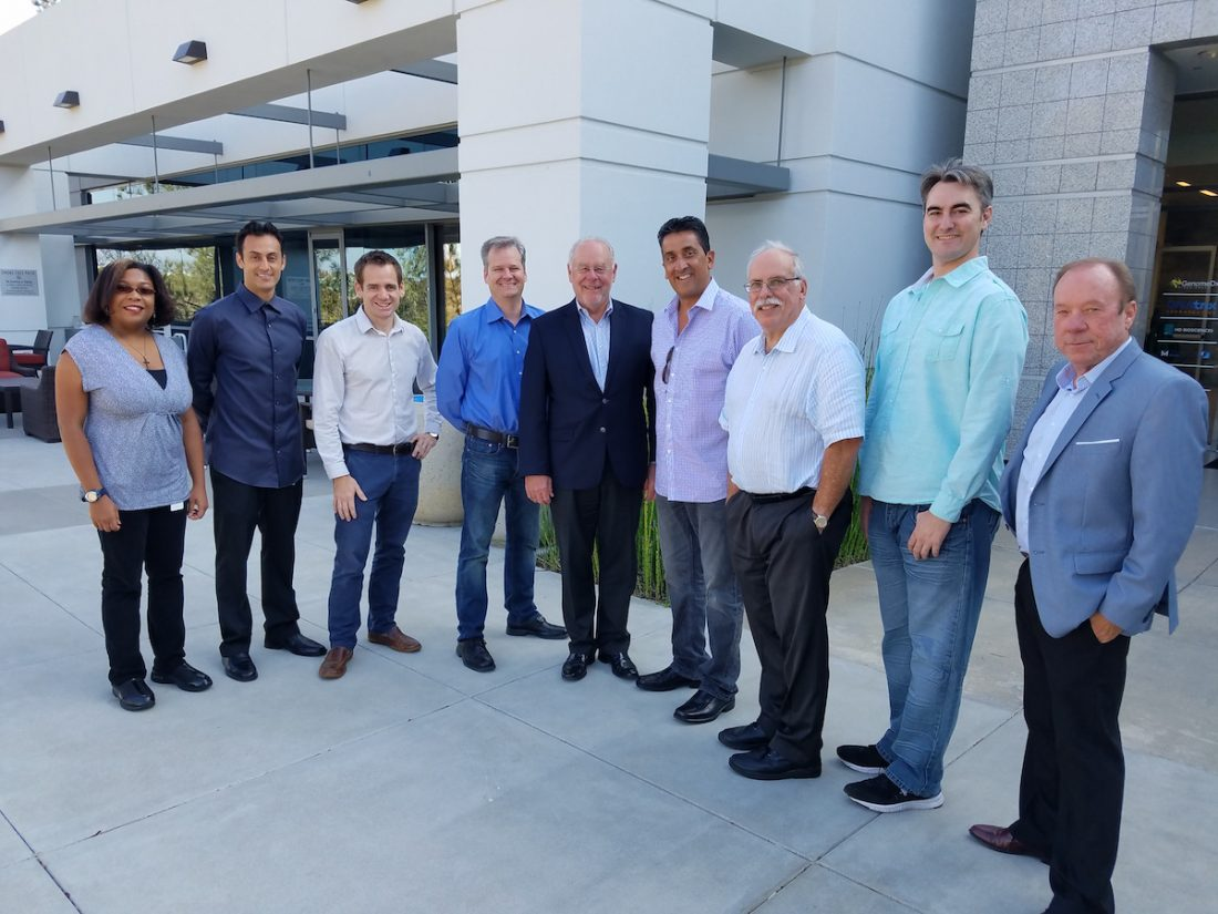 San Diego Startup Raises $2.3M to Advance Enzymatic DNA Synthesis