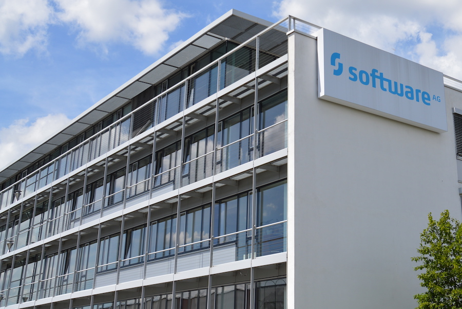 Software AG headquarters (Software AG media kit photo)