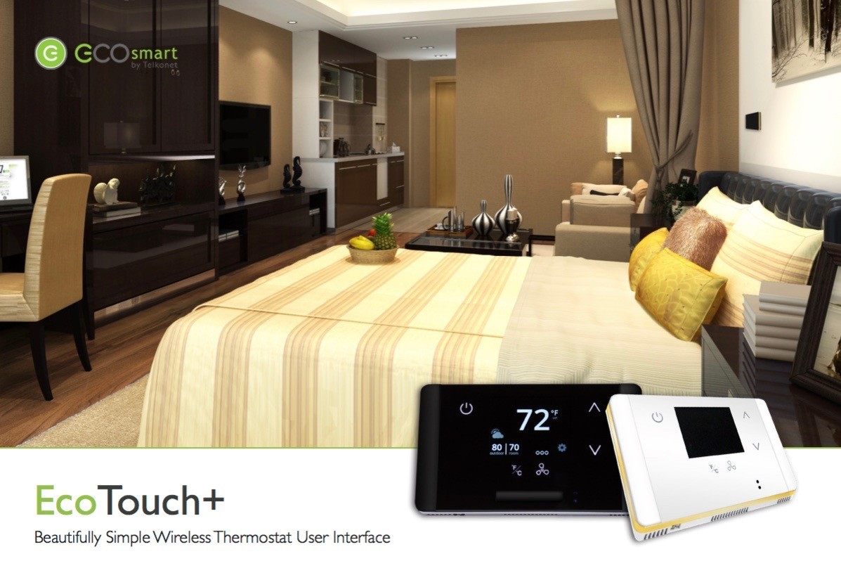 Xconomy Telkonet Unveils Connected Thermostat As Smart Devices Wiring Iris Proliferate