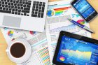 Double-Digit Funding Rounds for Fintech Startups BlueVine, Chime, Marqeta