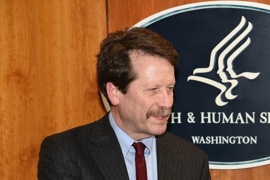 Back To The Baseline? Ex-FDA Commish Califf Joins Verily As Advisor