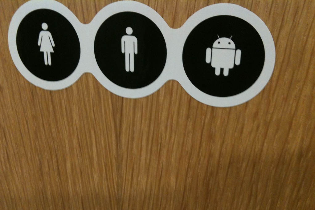 Google bathroom
