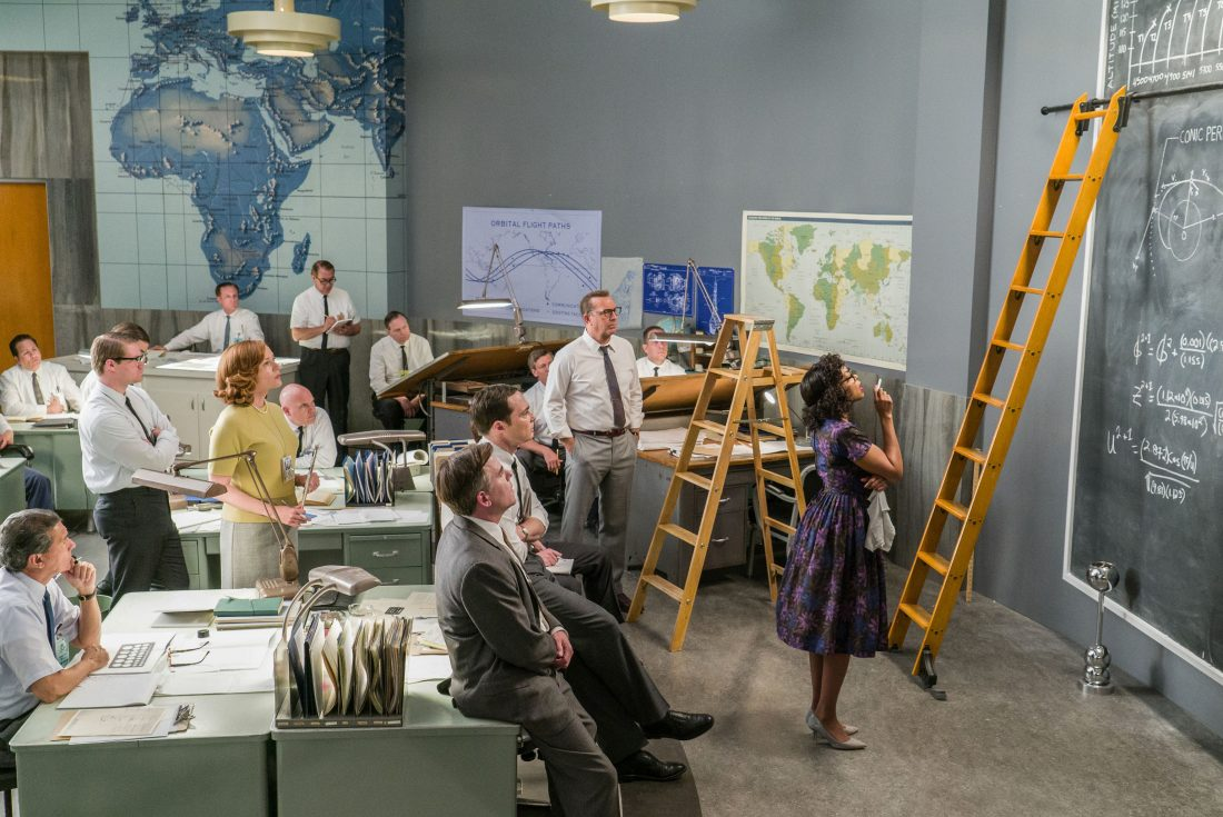 "Xconomy Bookclub: ""Hidden Figures"" and the Brains Behind Space Flight"