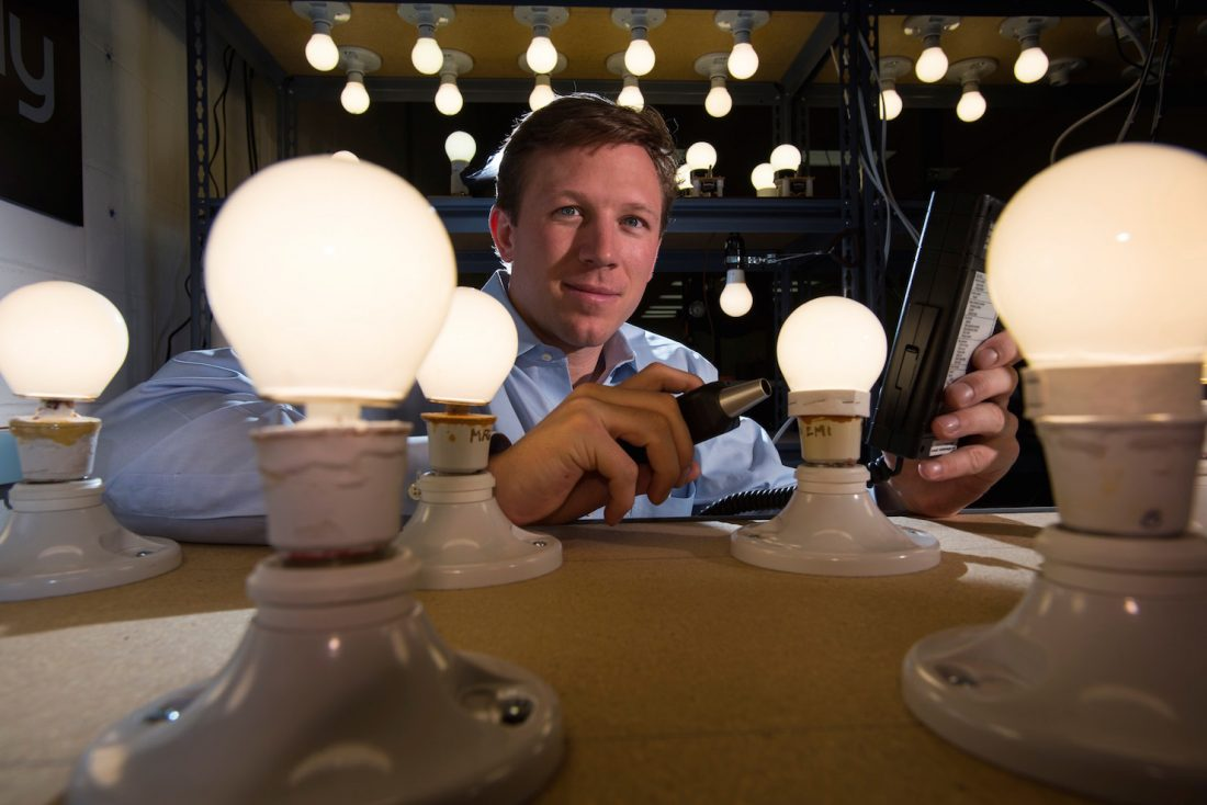 Finally Gets $15M Jolt For New Take on Nikola Tesla Lightbulb Tech
