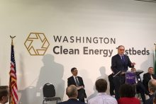 UW Testbeds Touted as an Asset to Northwest Cleantech Innovators
