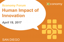 Agenda Posted for Xconomy's Human Impact of Innovation on April 19